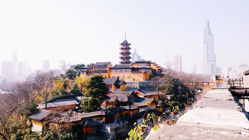 """Gradski zid Nanđinga – drugi """"Kineski zid"""""""