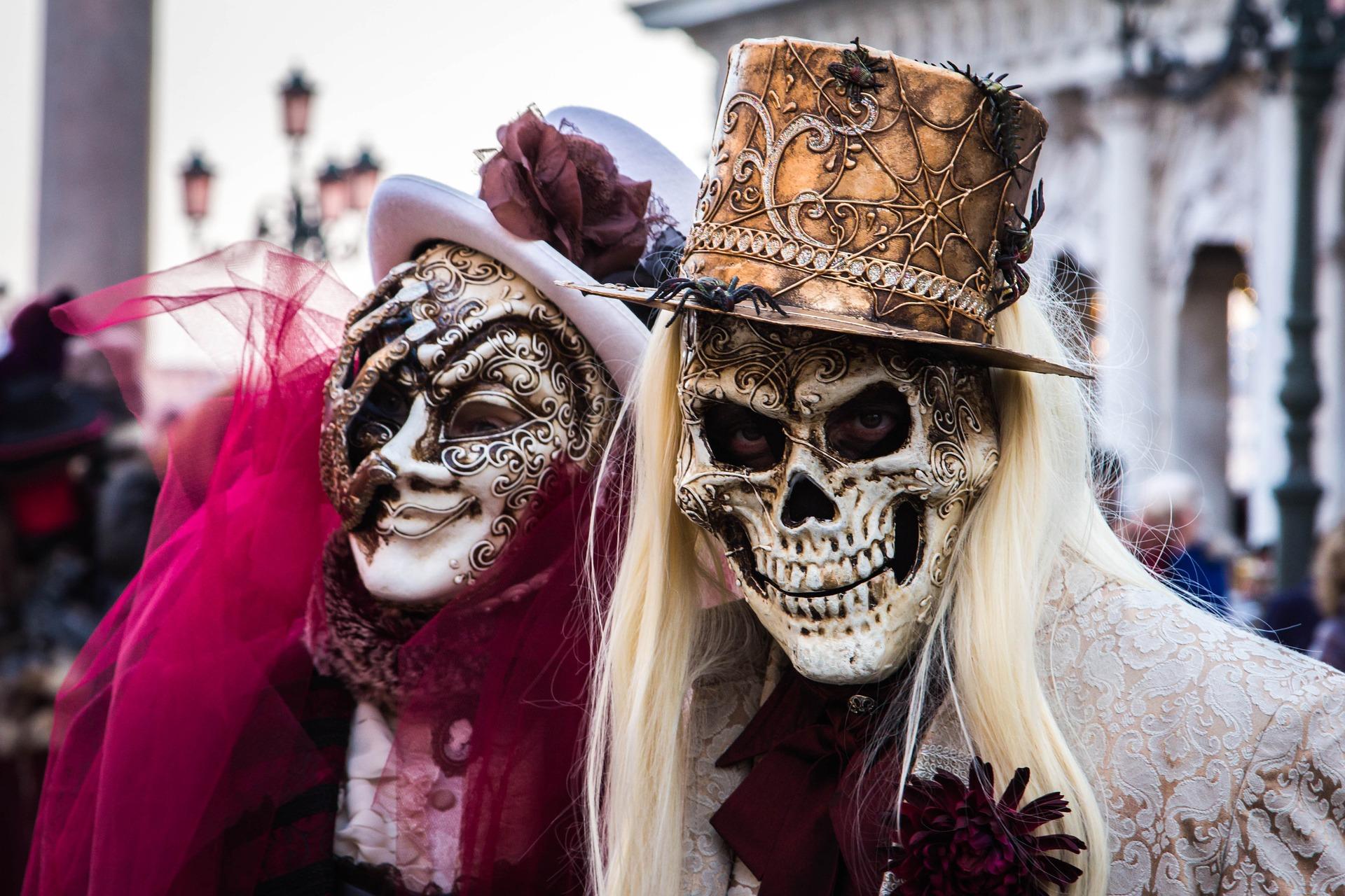 Karnevalske maske u Veneciji zamenjene medicinskim