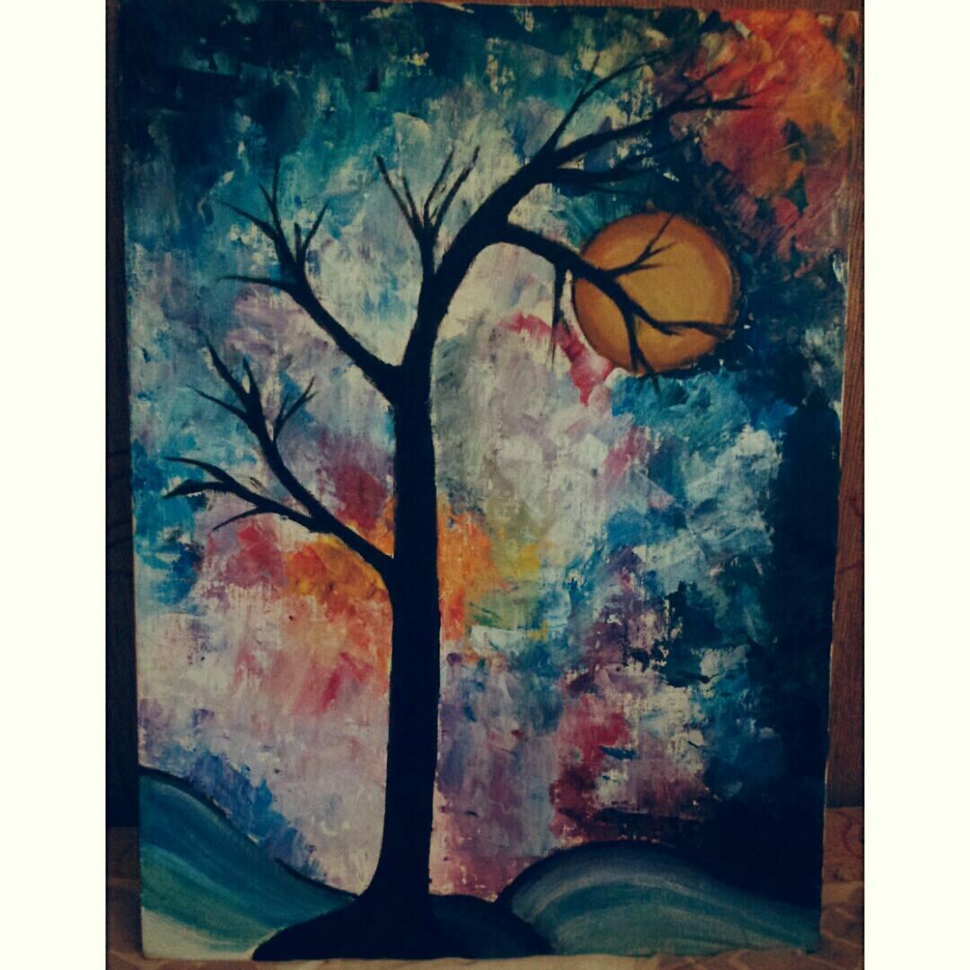 Umetnica Anđelija C: Svet oko nas je...