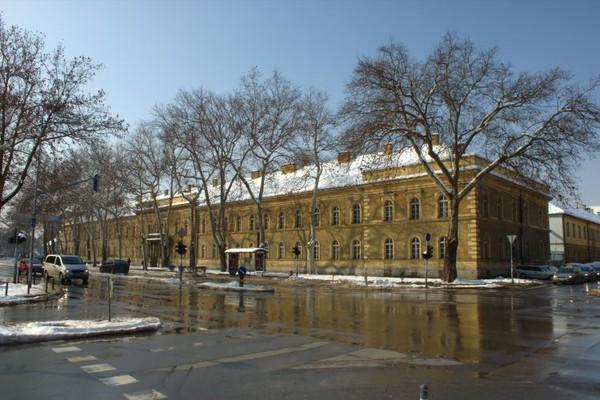 Kasarna u NS-u postaje univerzitetski kampus
