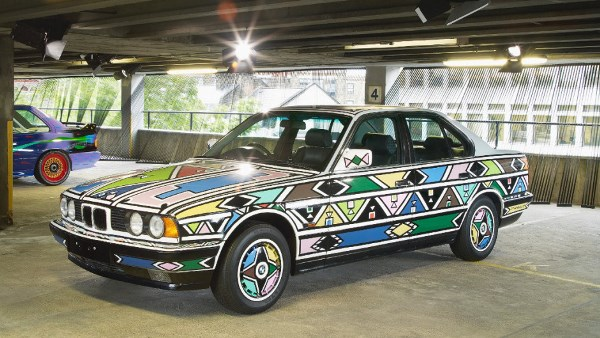 Južnoafrikanka dizajnira novi BMW