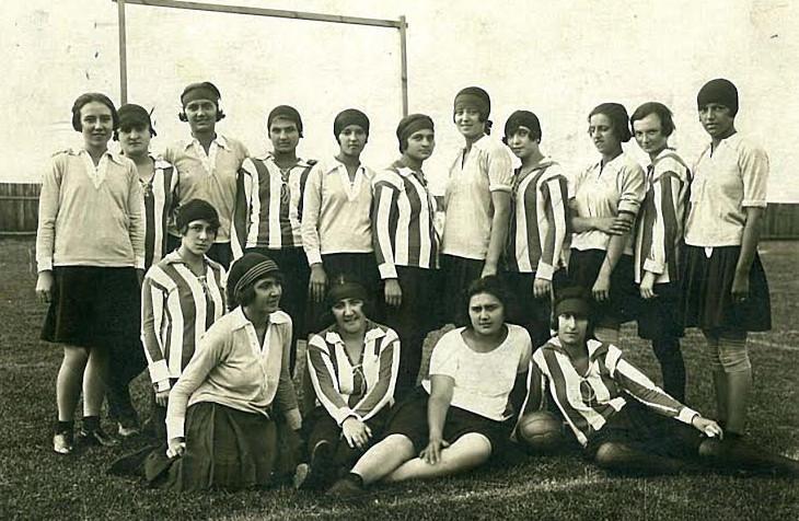 Hazena: Počeci ženskog sporta na Balkanu II