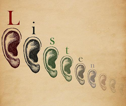 Umeće slušanja kao izuzetno bitna strategija!