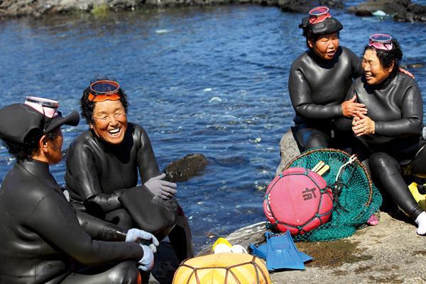 Morske sirene iz Koreje na pragu izumiranja