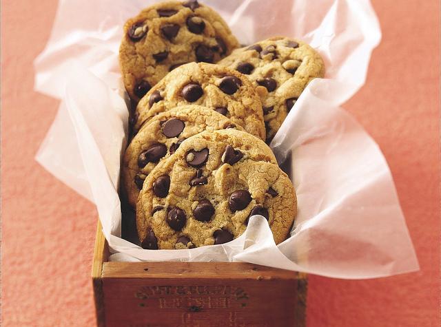 Istorija keksa sa komadićima čokolade