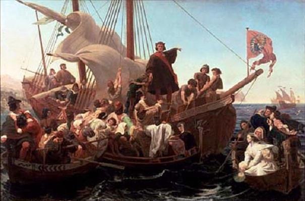 Kolumbo je na današnji dan otkrio Ameriku!