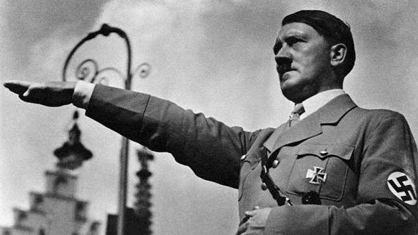 Novo lice Adolfa Hitlera
