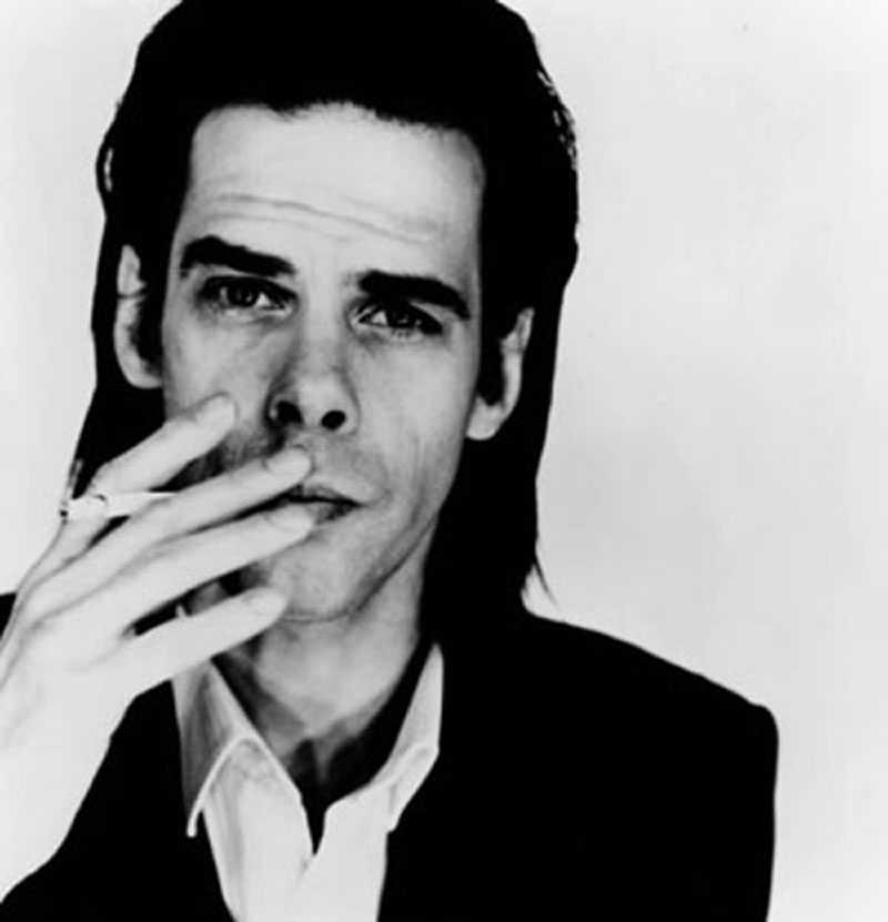 Nick Cave - horor poeta