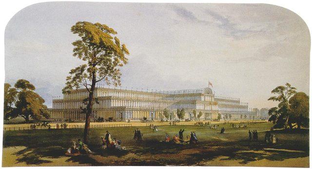 Kristalna palata - Engleska Pandorina kutija