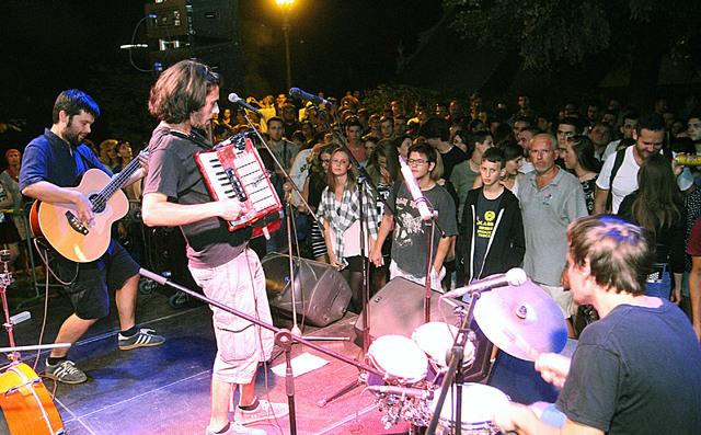 Završen još jedan Festival uličnih svirača!