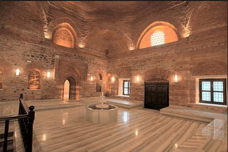 Spomenik islamske arhitekture: Isabegov hamam
