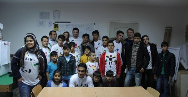 Van škole: Šta rade deca izbeglice u Srbiji