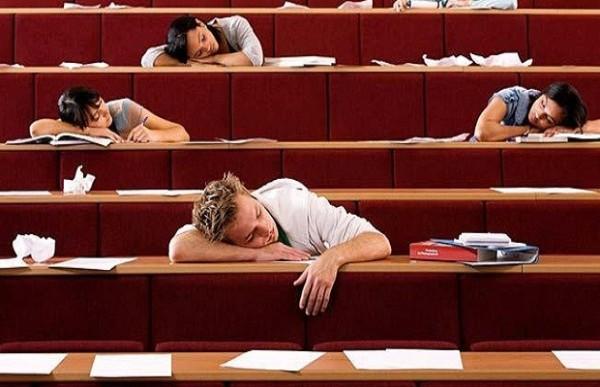 Kako održati pažnju na predavanjima?