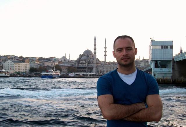 ISTANBUL - Neke džamije nikad ne polete, kraj!