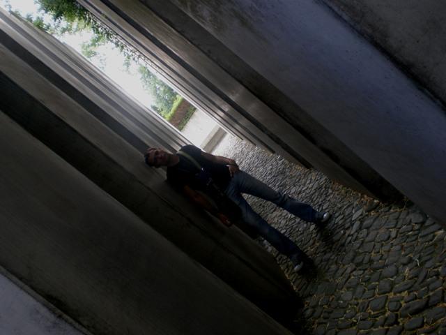 BERLIN - Prostorna refleksija ega, kraj!