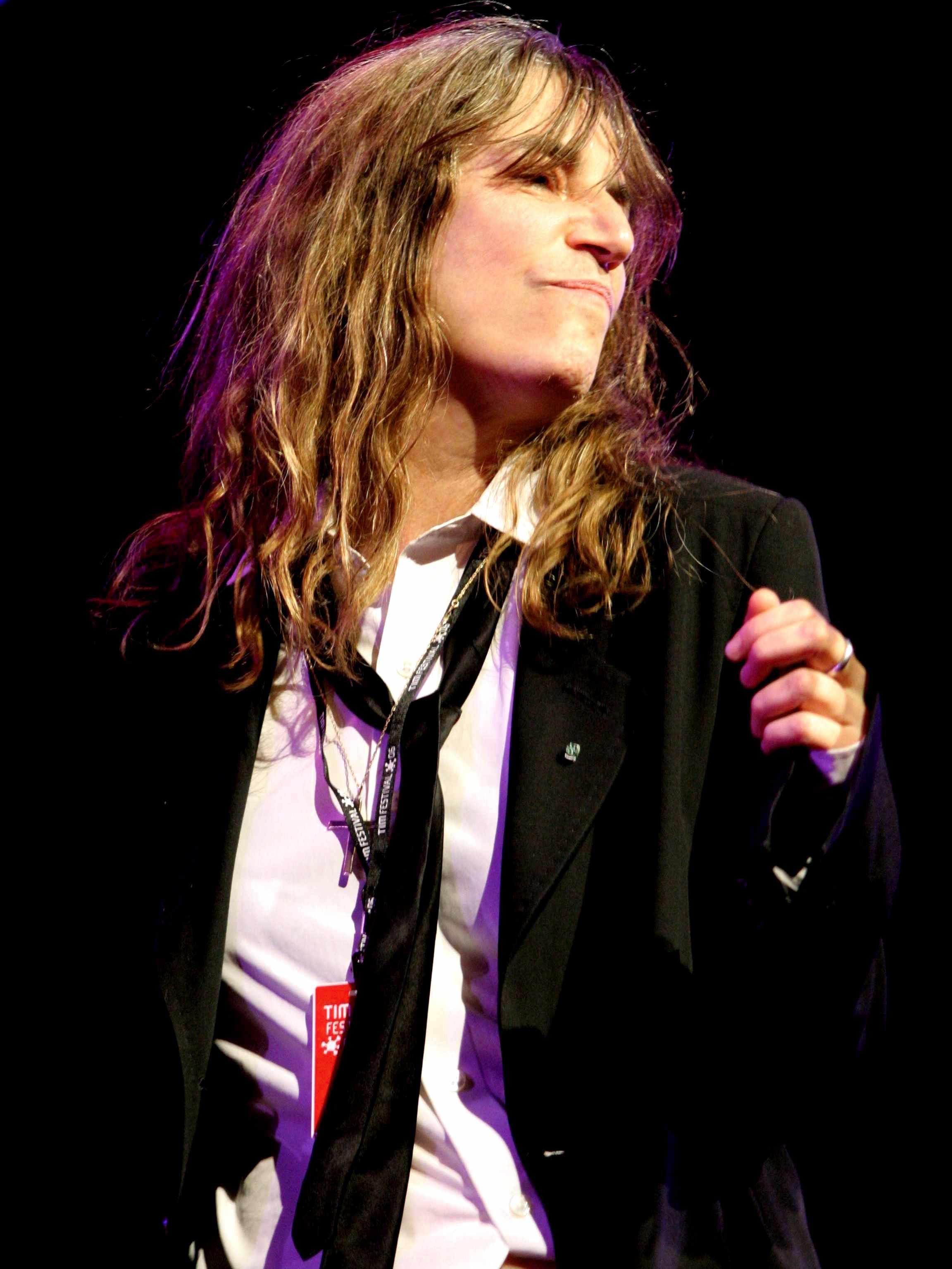 Diva među divovima, drugi deo - Patti Smith