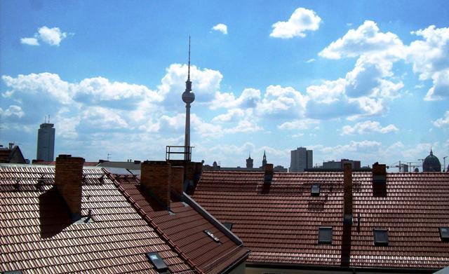 BERLIN - Nevidljivi krov