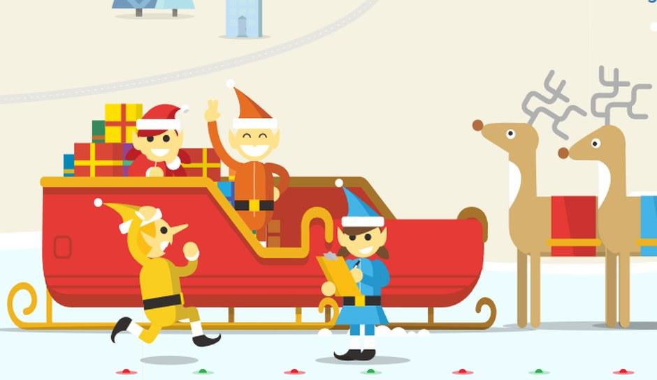 Gde je Deda Mraz?