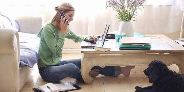 Kako da steknete prijatelje kada radite od kuće?