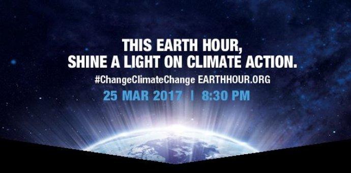 Ugasimo svetla 25. marta!