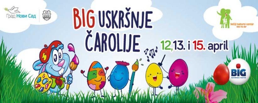 Novi Sad: Otvaranje uskršnje čarolije