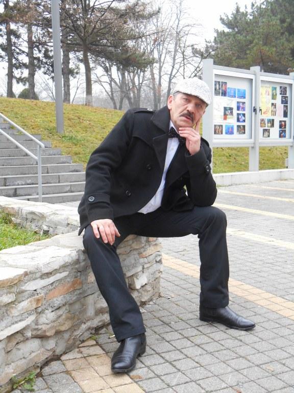 Branko S: Kvadratura kruga - to je čovek