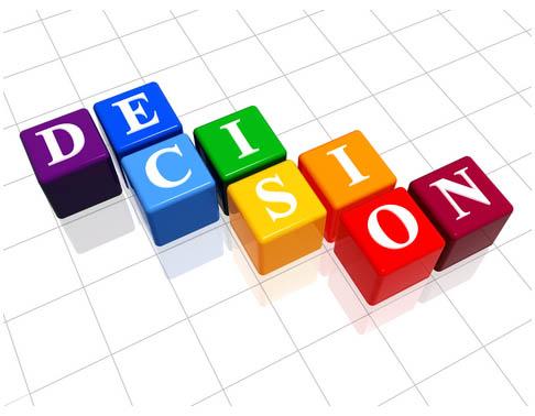 Zašto je važno donositi odluke na vreme?