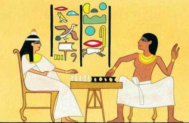 Društvene igre u Starom Egiptu