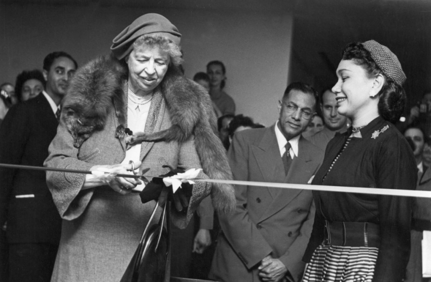 Elenor Ruzvelt - prava Prva dama