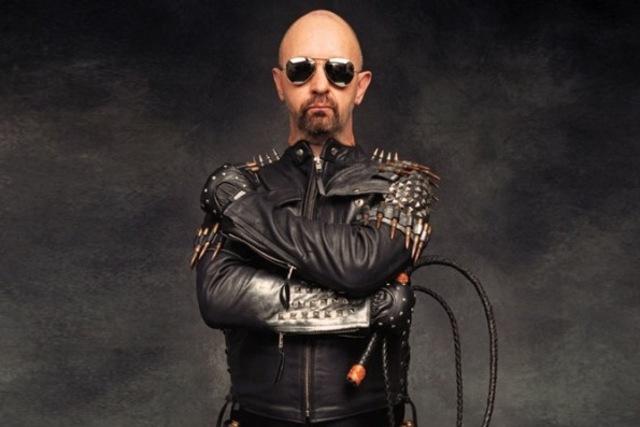 Bog metala: Rob Halford