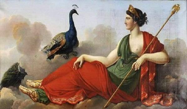 Upoznajte Heru: Ljubomorna boginja braka