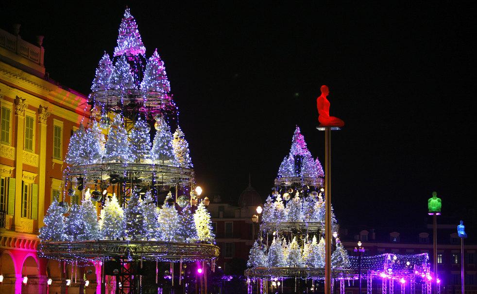 Deset gradova za božićnu posetu bili su...