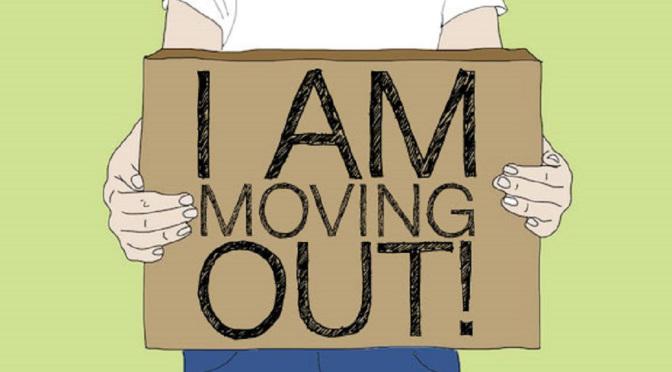 Kako da se iselite iz kuće vaših roditelja?