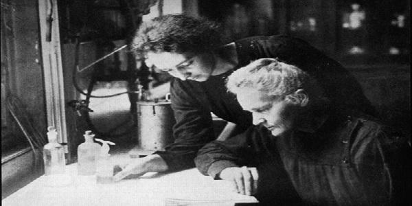 Marija i Irena: Majka i ćerka u službi nauke