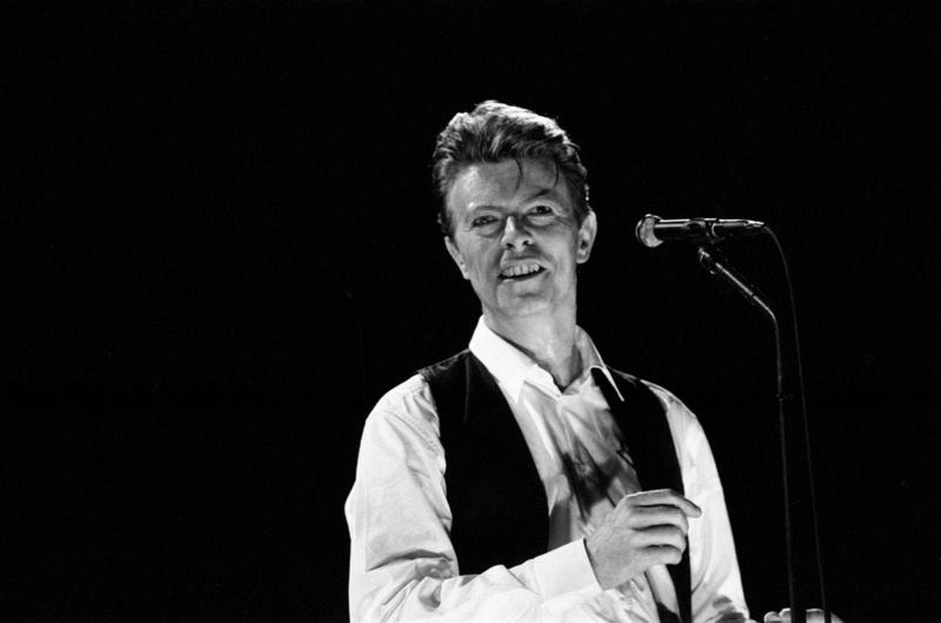 David Bowie - muzički kameleon