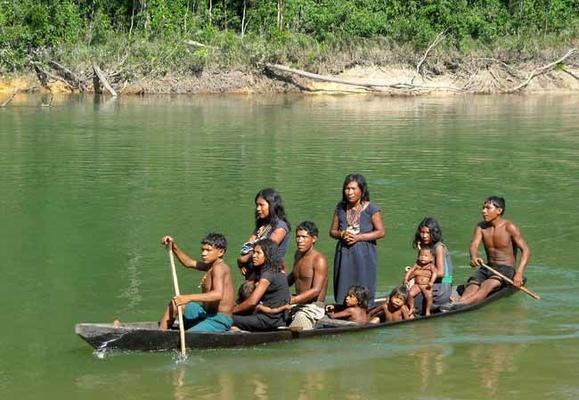 Amazonsko pleme čiji jezik nema reči za brojeve