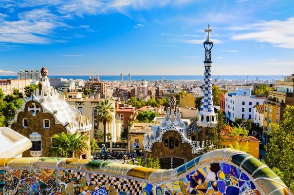 Vodič kroz Gaudijevu Barselonu