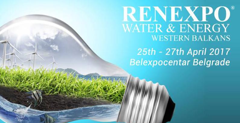 Renexpo Water & Energy sajam u Beogradu