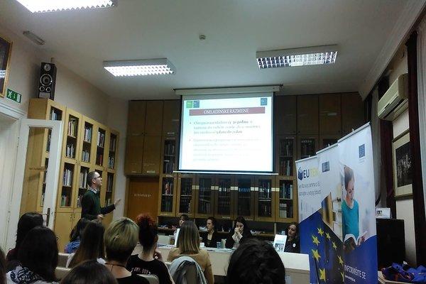 Održana tribina o mogućnosti školovanja u EU