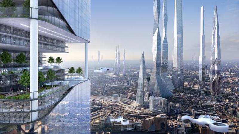 Ovako će izgledati svet 2116!