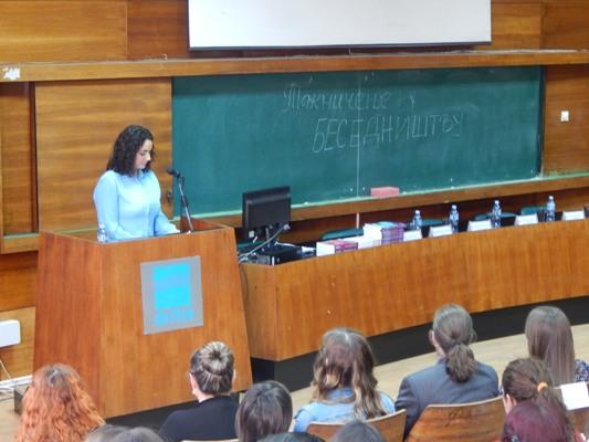 Održano takmičenje u besedništvu na FPN-u