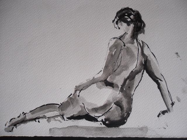 Umetnica Teodora U: Moje klasično slikanje