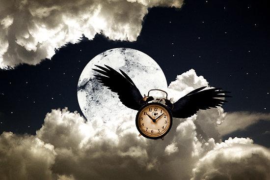 Da li vreme leti ili stoji u mestu?