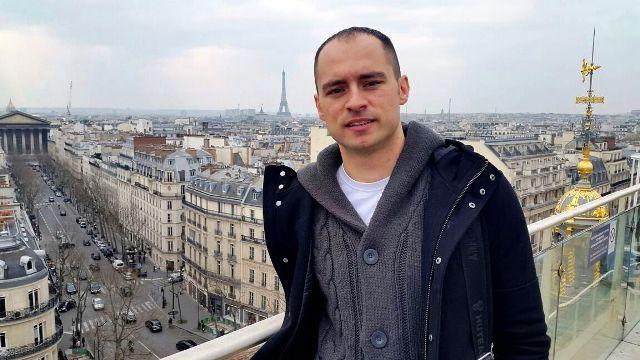 PARIZ - Prolećna depresija, kraj!
