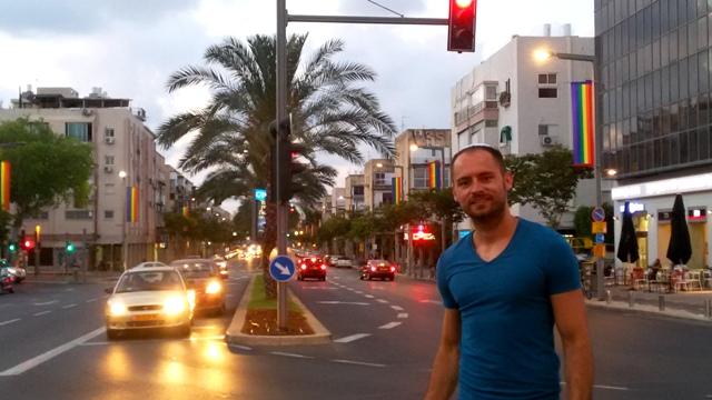 TEL AVIV – Beli medved u Africi